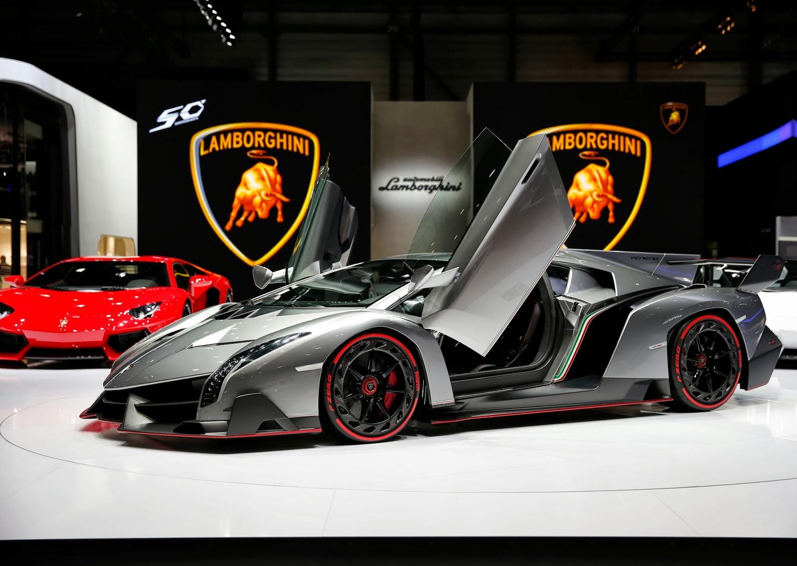 Cool Lamborghini Cars Wallpapers