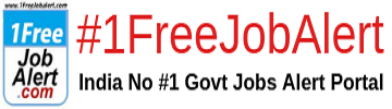 #1FreeJobAlert.Com : Free Job Alert Latest Govt Job Notifications – Upcoming Govt Jobs