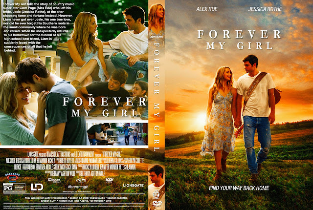 Forever My Girl DVD Cover