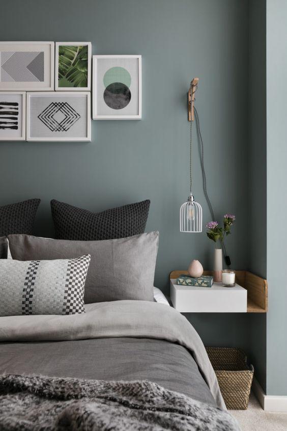 Pinterest Gray Bedroom Ideas