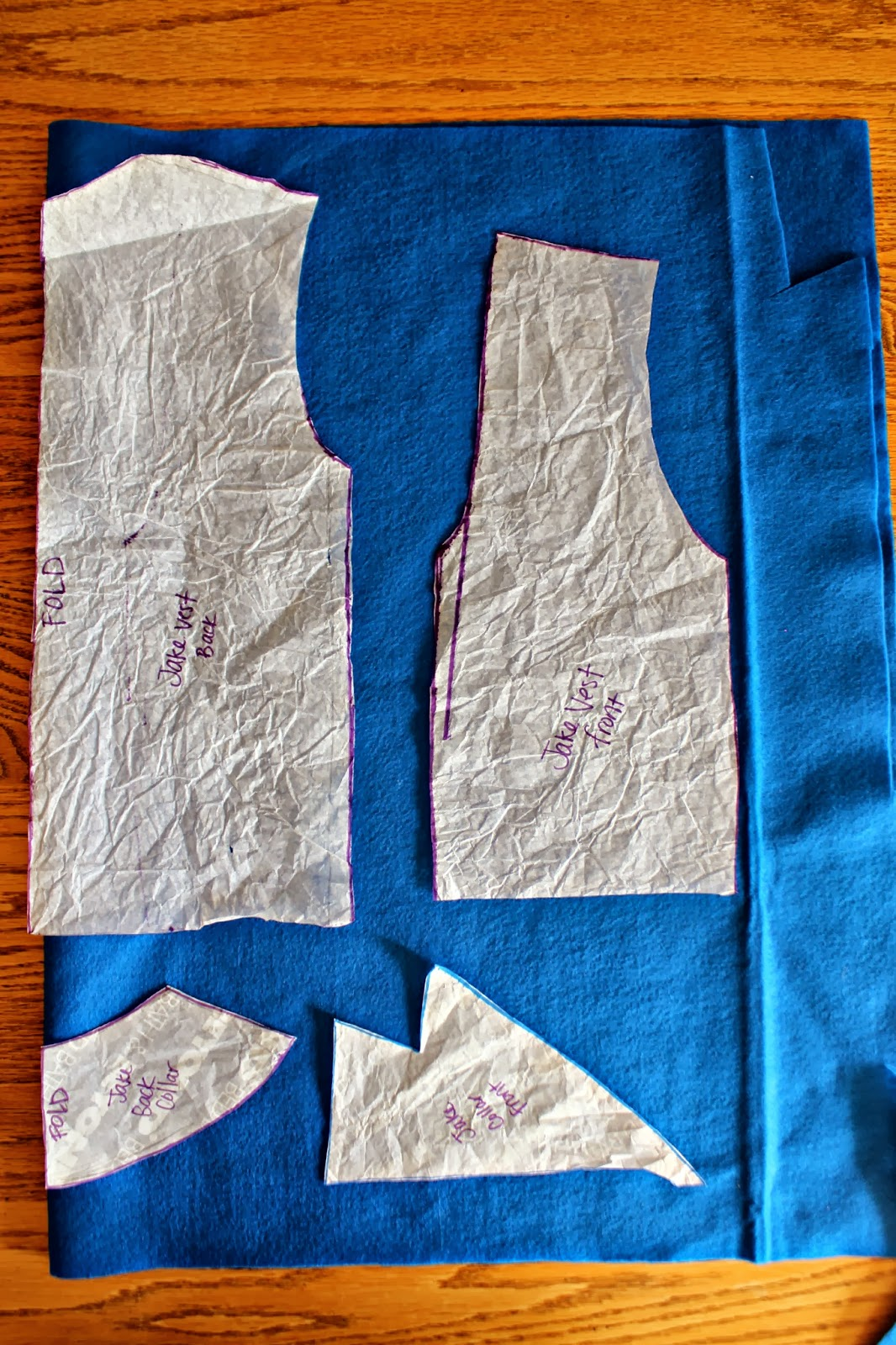 Risc Handmade Jake The Neverland Pirate Shirt And Vest