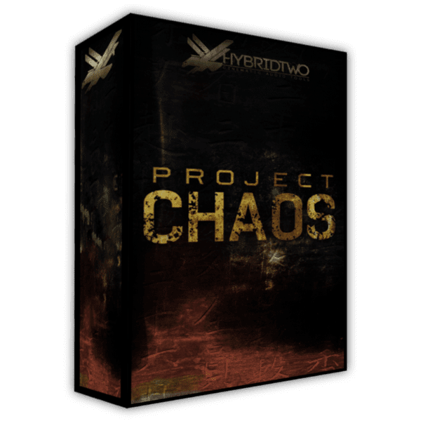HybridTwo - Project Chaos KONTAKT Library