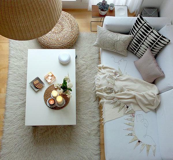 9 Minimalist Und Ein Kleines Wohnzimmer Entwurf
