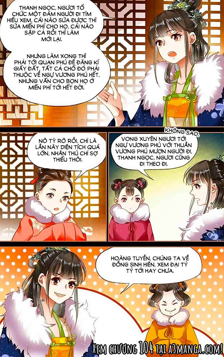 Thần Y Đích Nữ chap 103 - Trang 8