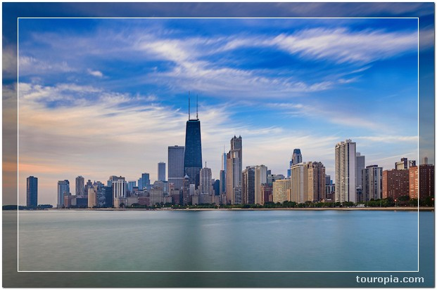 Chicago - 10 Stunningly Beautiful Best Places to Travel in the USA