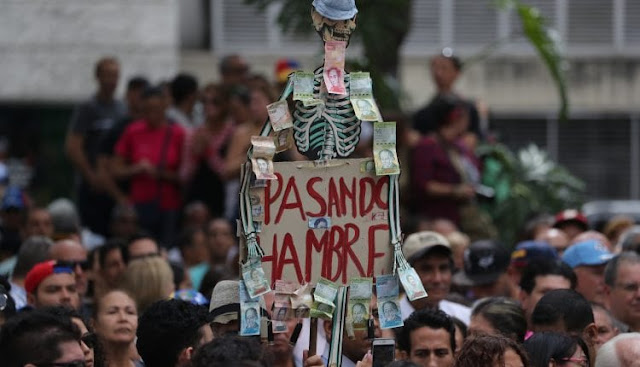 Venezuela a punto de convertirse en el país más pobre del continente