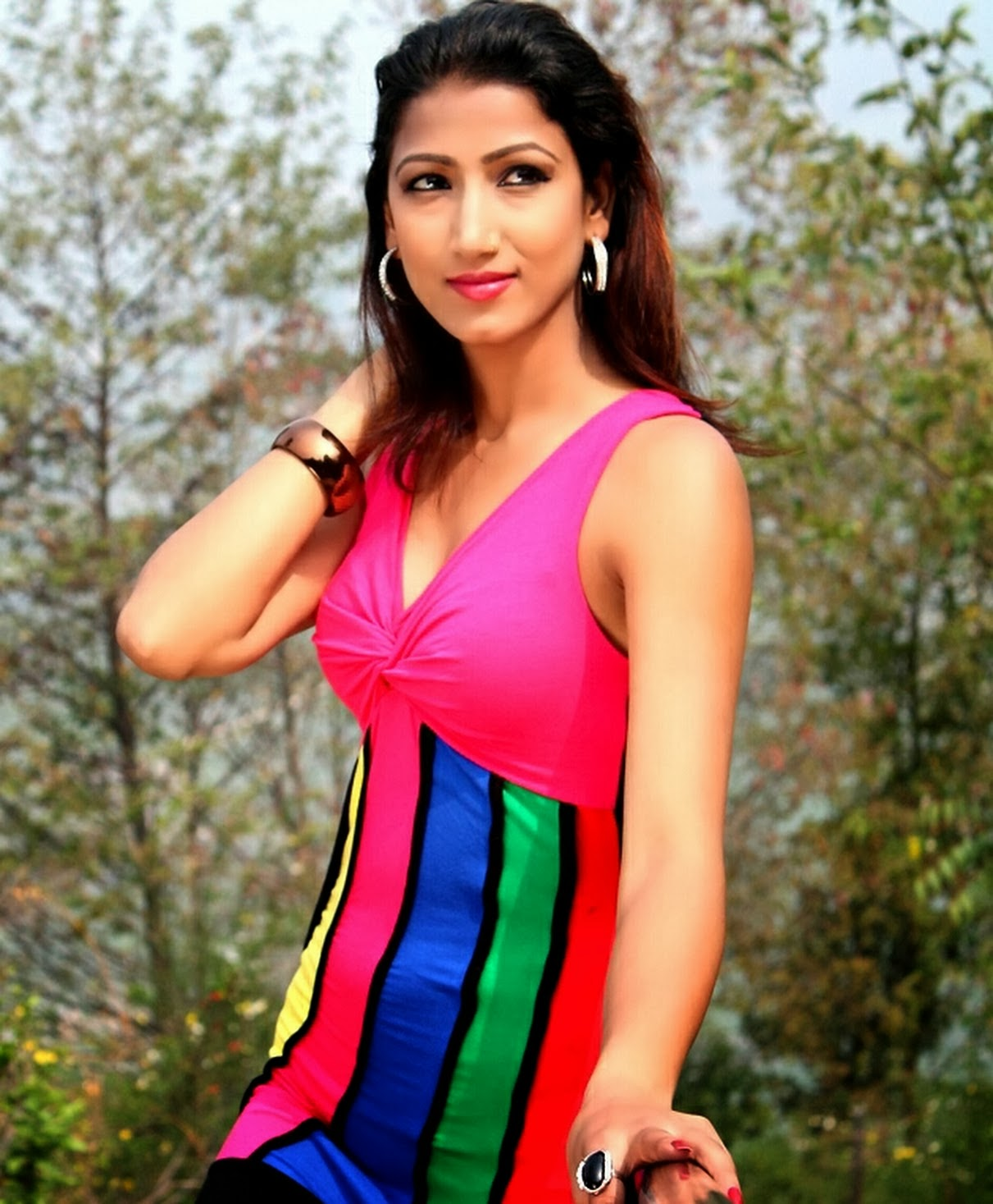 The gallery for --> Nepalese Model