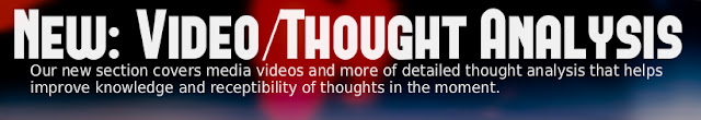Thought/Behaviour Analysis
