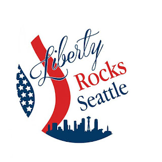 Liberty Rocks Seattle event, hosted by Libertarian Party of King County, WA
