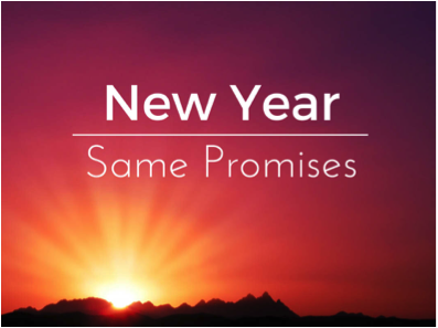 Pastor Heather AC Williams: New Year, Same Promises!