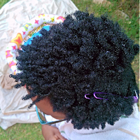 Wash Day with The Cherry Lola Treatment | 18 Months Natural Hair Update