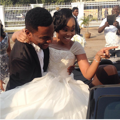 ebuka obi uchendu wedding pictures