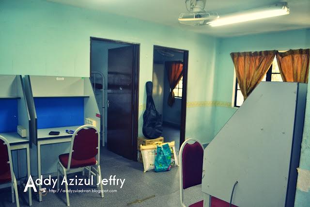 Addy Azizul Jeffry Kolej Meranti Uitm Shah Alam