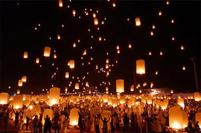 dear big night sky of fireflies lantern love. Black Bedroom Furniture Sets. Home Design Ideas