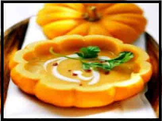Easy and simple Pumpkin Soup Recipe