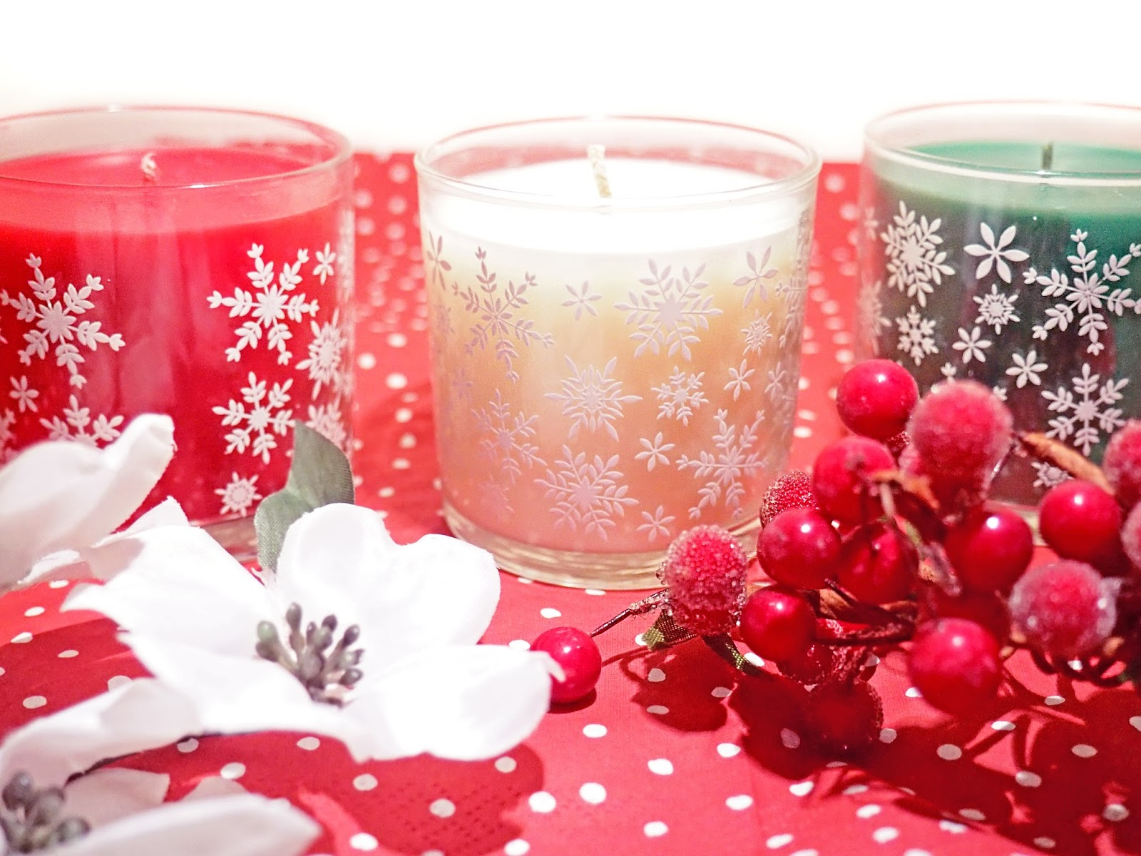 PartyLite Reminiscent Candle Trio Review Giveaway