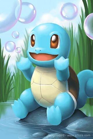 cutest Squirtle 1