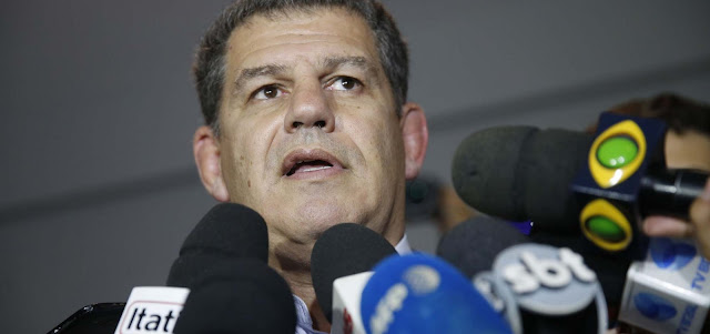 Presidente do PSL diz que Bolsonaro quer Moro no STF