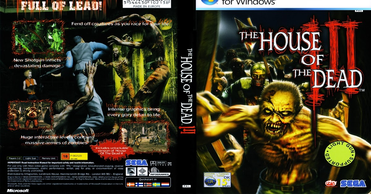 house of the dead 3 shotgun