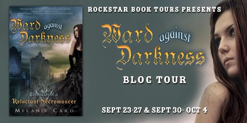 Reading In Twilight: Ward Against Darkness by Melanie Card ...