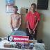 NI do 6º BPM com apoio de várias guarnições prendem dois ex-presidiários apreendem Drogas e vários celulares no bairro São Francisco em Cajazeiras