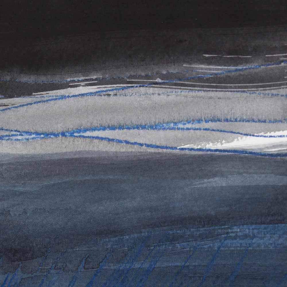 10 x 10 cm aquarelle et crayons sur papier, 19 juin 14