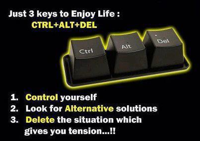 Mom on a Mission: CTRL + ALT + DEL – How to minimize ...