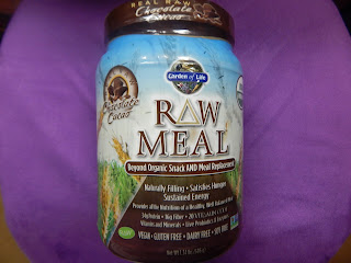 Review - Garden of Life: RAW Meal Chocolate Cacao
