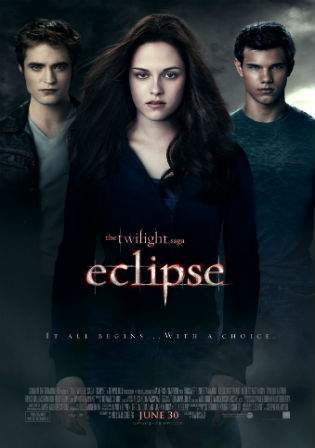 The Twilight Saga Eclipse 2010 BluRay 950MB Hindi Dual Audio 720p Watch Online Full Movie Download bolly4u