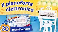 Logo Con Pampers vinci 30 pianoforti elettronici