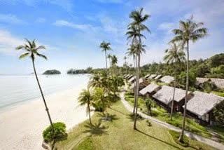 Pasir Putih Pantai Lagoi Bintan