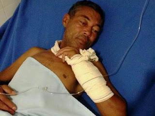Paciente é retirado de ambulância e morto a tiros quando era transferido de Crato para Campos Sales