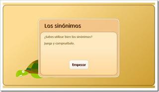 http://www.primaria.librosvivos.net/archivosCMS/3/3/16/usuarios/103294/9/Lengua5EP_los_sinonimos/frame_prim.swf