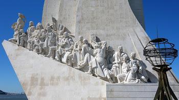 La majestuosa vista que ofrece el Monumento a Los Descubridores