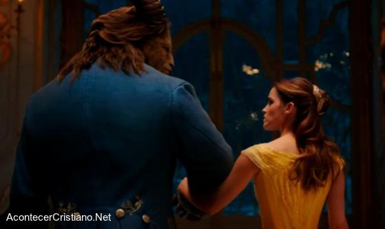 Imagen de la película La Bella y la Bestia