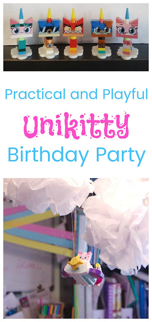 How to Host a Practical and Playful Unikitty Party