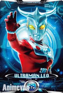 Ultraman Leo - Siêu Nhân 1971 Poster