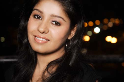 Beautiful Sunidhi Chauhan