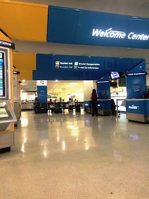 New Ark Airport