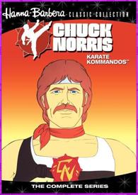 Chuck Norris Karate kommandos Temp. Completa | 3gp/Mp4/DVDRip Latino HD Mega