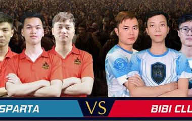 Showmatch 4vs4 Sparta vs BiBiClub: liệu sao có đổi ngôi?