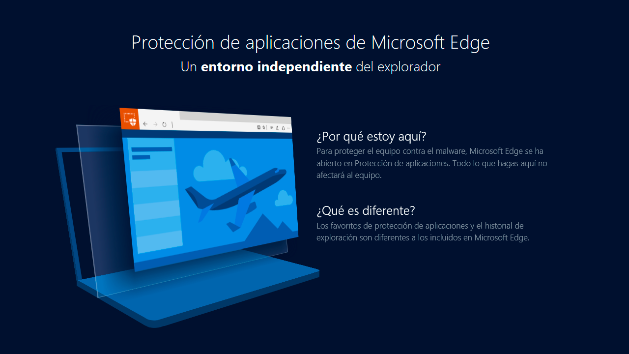 proteccion aplicacion windows defender