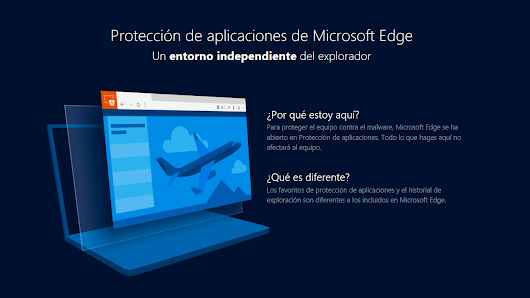 Habilitar Protección de Aplicaciones Windows Defender en Windows 10 PRO | Application Guard