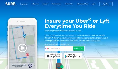 RideSafe™ par Sure