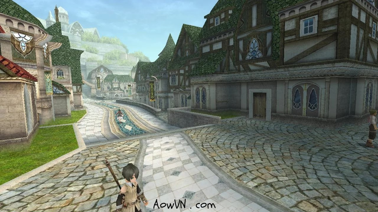 toram aowvn4 - [ HAY ] Toram Online - siêu phẩm MMORPG cực hay cho Android & IOS