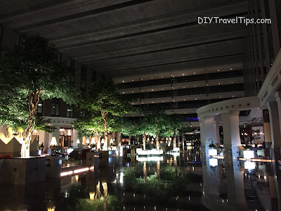 Photo of Novotel Hotel Lobby at 1am
