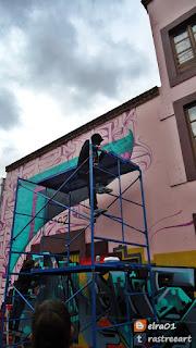 astro artista urbano de francia