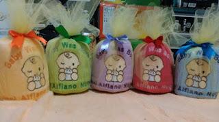 Souvenir Kelahiran Bayi Surabaya