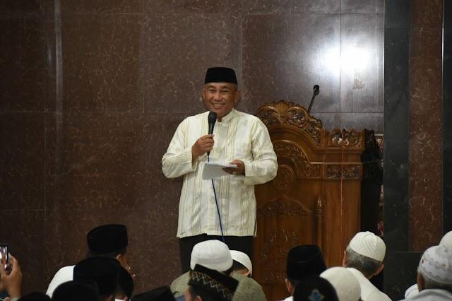 Walikota Ajak Warga Beji Tingkatkan Taqwa Selama Bulan Ramadhan