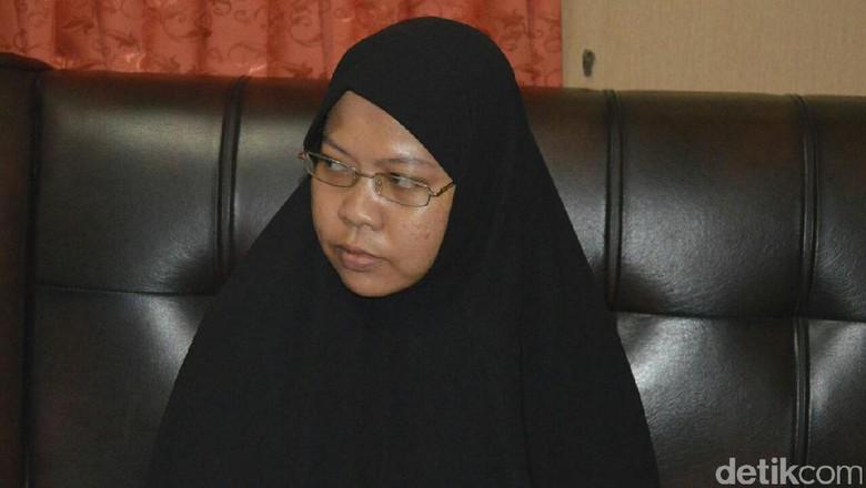 Seperti Ini Wajah Dian Sang Pengantin Bom Bunuh Diri Yang Ditangkap Densus 88 di Bekasi